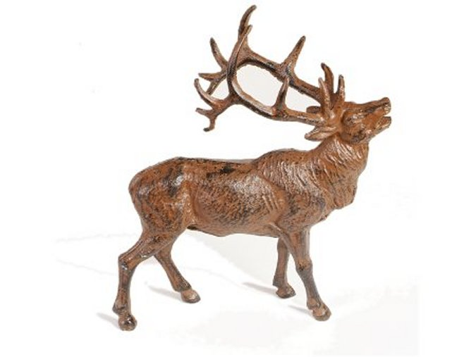 Large Stag Door Stop