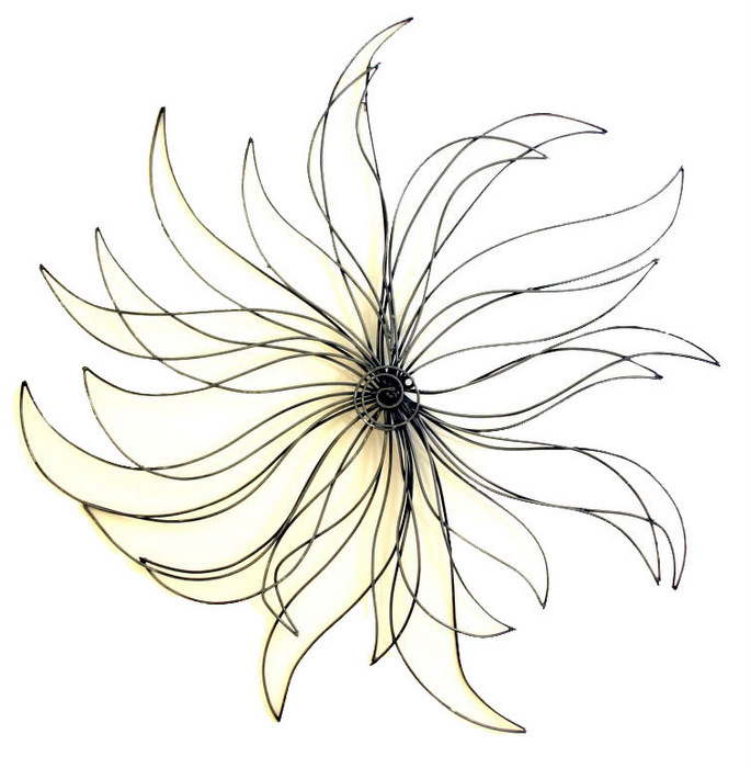 Pin Wire Flower Art Pictures On Pinterest