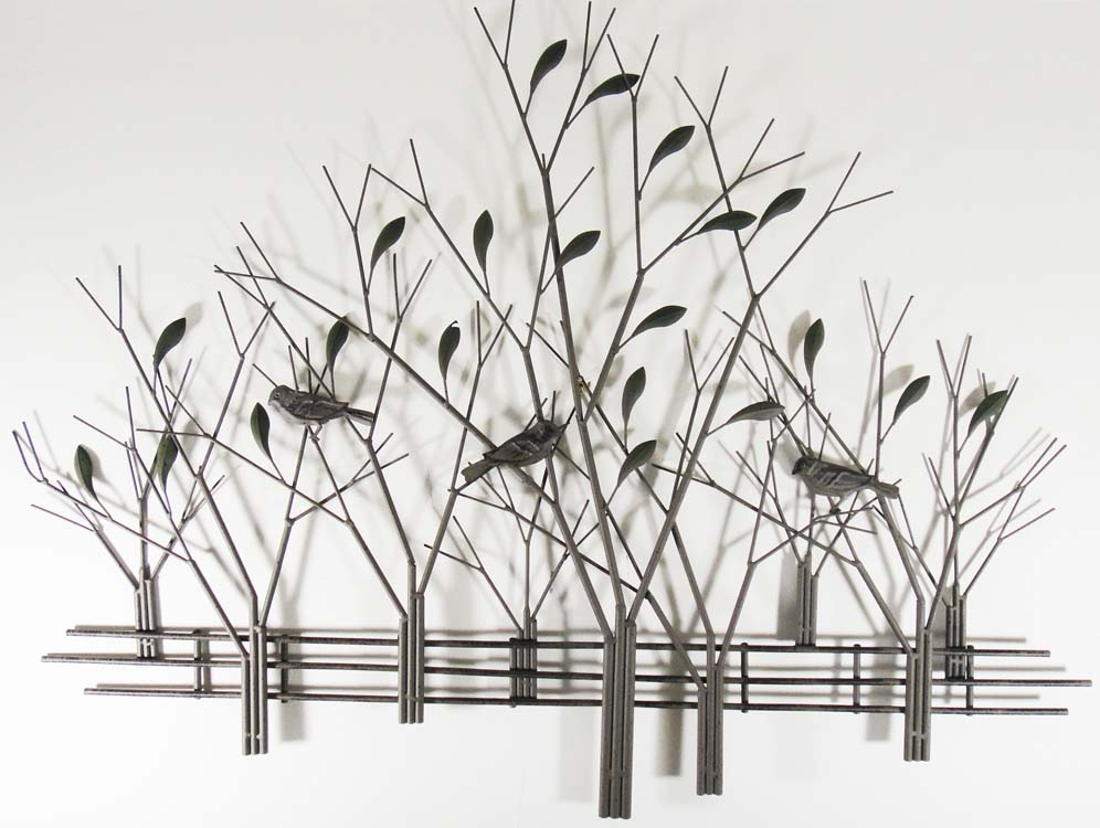 Metal Wall Art On Pinterest Metal Tree Wall Art Wall Sculptures And Wire T