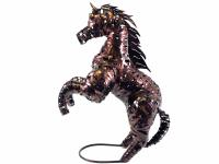 Large Bronze Metal Horse Statue