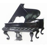 Metal Wall Art - Grand Piano
