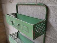 Retro Industrial Vintage Wall Shelf Storage Unit
