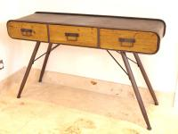 Vintage Industrial Urban Office Desk Table