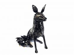 Fantastic Mr Fox Metal Ornament