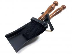 Hearth Tidy Brush And Pan Set