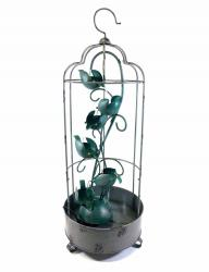 Home Or Garden Water Feature - Large Birdcage