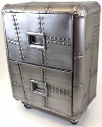 Industrial Metal Furniture - Small Industrial Drawers
