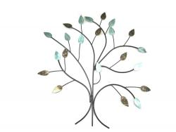 Metal Wall Art - Large Cool Winter Tree Branch