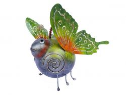 Metal Watering Can - Butterfly