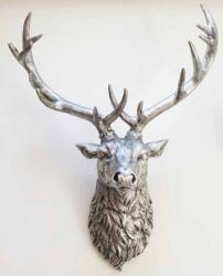 Resin Wall Art - Stags Head