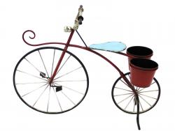 Vintage Style Bicycle Planter