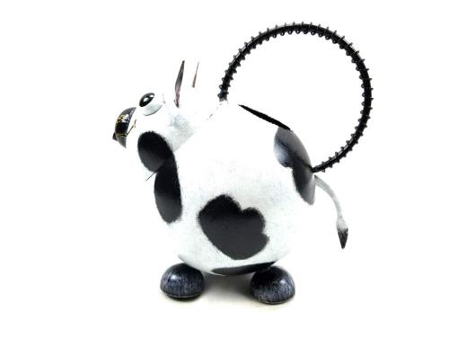 Garden Metal Cow Watering Can