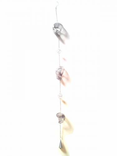 Long Decorative Hanging Chain - Shell