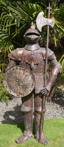 Medium Suit Of Armour