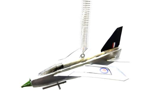Metal Bouncing Aeroplane - RAF Lightning Design