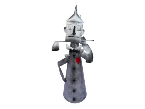 Metal Sculpture - Wizard Of Oz Inspired Tin Man