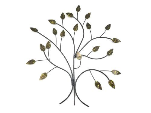 Metal Wall Art - Large Calm Spring Tree Branch