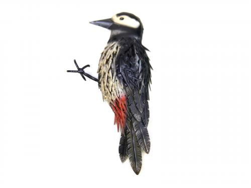 Metal Wall Art - Woodpecker