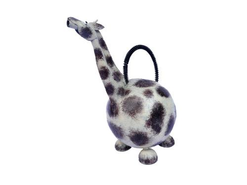 Metal Watering Can - Giraffe
