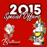 New Year Special Offers - Extensive Range of Quality Metal Wall Art at Low Prices