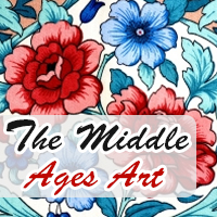 History of Wall Art Part Four - The Middle Ages