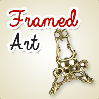 Are you a fan of framed art...?