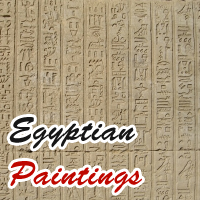 History of Wall Art Part Two - The Egyptians