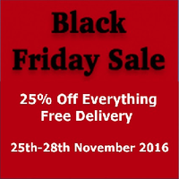 Brilliant Black Friday Deals at Brilliant Wall Art - 25% Off!!!