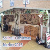 Come See Us at the Solihull Christmas Market