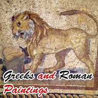 History of Wall Art Part Three – Greeks and Romans