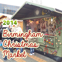 Visit Us at the Birmingham Frankfurt Christmas Market and Craft Fair Today!