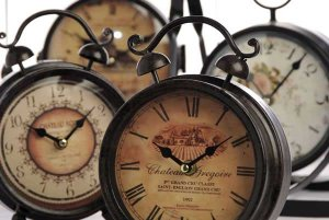 Table & Mantel Clocks