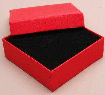 Gift Box - Red 9x9x3cm