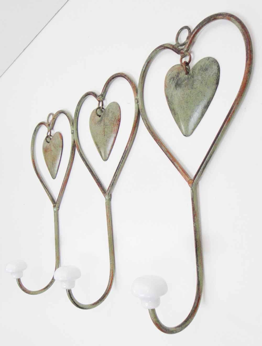Heart Coat Hooks Gallery