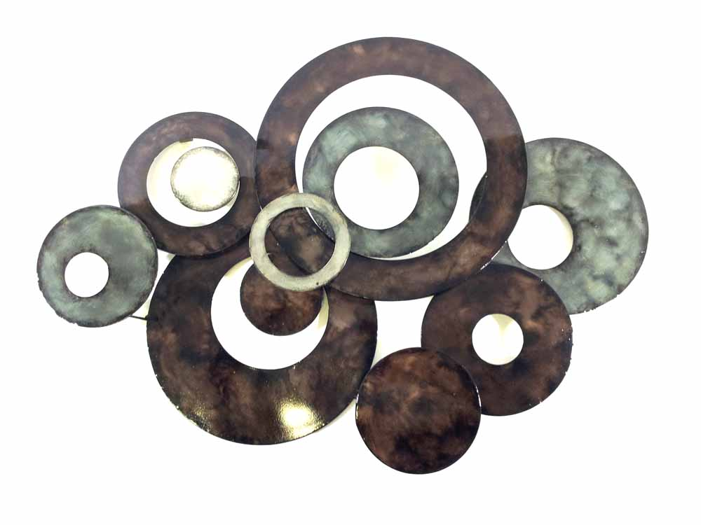 Bronze Metal Wall Art Endearing Bronze Metal Wall Art Metal Wall Art  Contemporary Art Range Inspiration