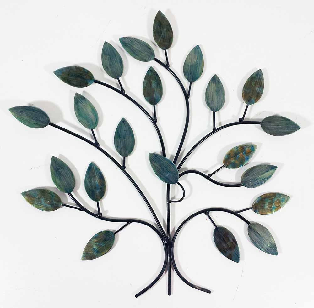 Exceptional Metal Wall Art   Cool Winter Tree Branch