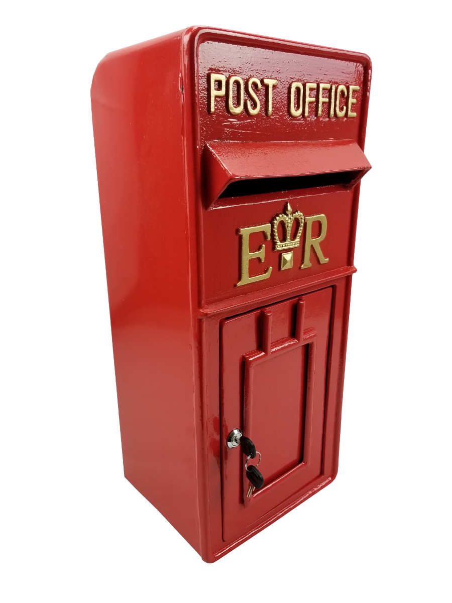 Replica Wall Mounted Royal Mail Er Post Box Or Letter Box