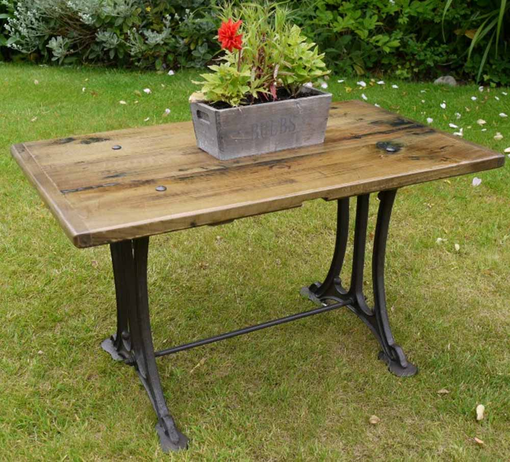 Vintage Industrial Urban Side Table