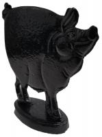 Cast Iron Pig Ornament