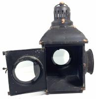 Lantern - Vintage Style Railway Train Candle Lamp