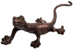 Metal Wall Art - Aluminium Copper Gecko Lizard
