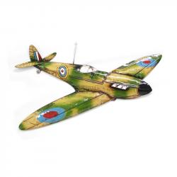 Metal Wall Art - RAF Spitfire Plane