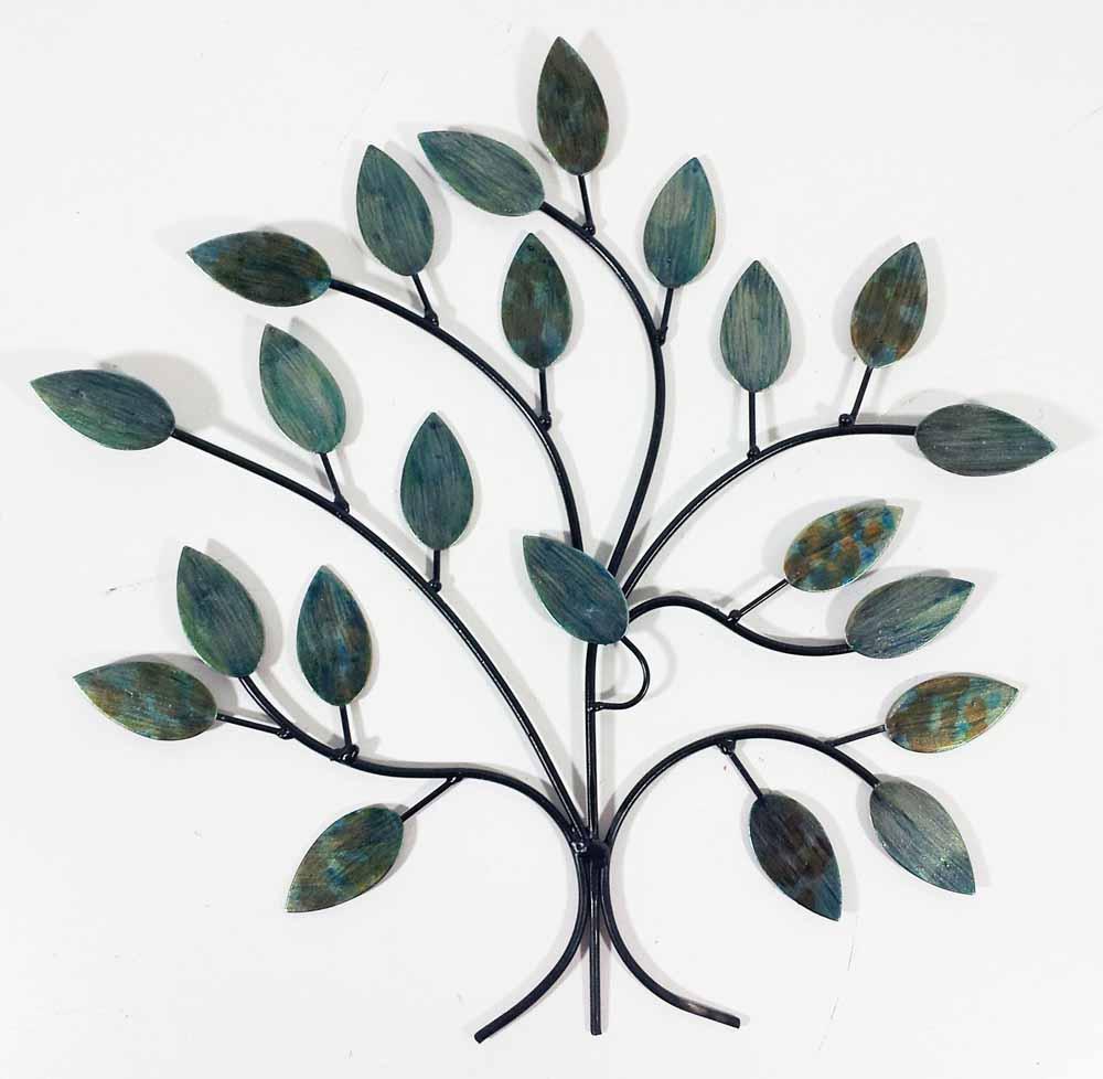 Metal Wall Art Cool Winter Tree Branch